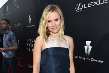 Kristen Bell Shows Off Her Bump on the Red Carpet