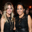 Cressida Bonas and Marie Claire's Editor-in-Chief Anne Fulenwider Photos - 1 of 2
