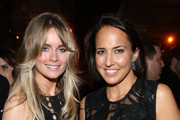 Cressida Bonas and Marie Claire's Editor-in-Chief Anne Fulenwider Photos - 1 of 2 Photo