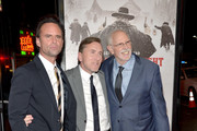 Bruce Dern Walton Goggins Photos Photo