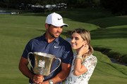 Jason Day and Ellie Day Photos Photo