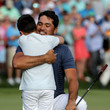 Jason Day and Dash Day Photos