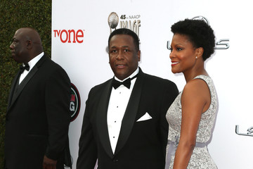 Wendell Pierce 45th NAACP Image Awards Presented By TV One - Arrivals