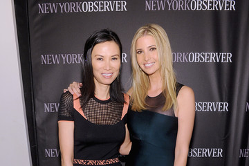 Wendi Deng Murdoch The New York Observer Re-Launch Event