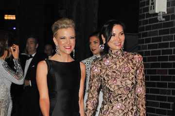 Wendi Deng Murdoch 'Manus x Machina: Fashion in an Age of Technology' Costume Institute Gala - After Parties