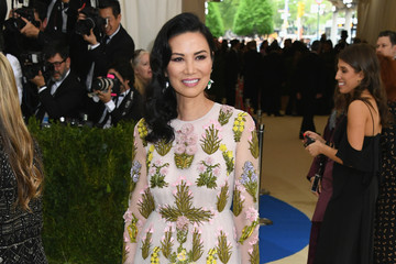 "Wendi Deng Murdoch ""Rei Kawakubo/Comme des Garcons: Art of the In-Between"" Costume Institute Gala - Arrivals"