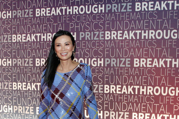 Wendi Deng Murdoch 2019 Breakthrough Prize - Inside
