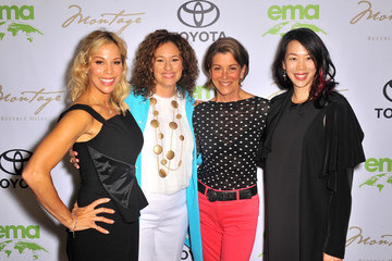 Wendie Malick Day 1 of EMA IMPACT Summit Co-Hosted By Jaden Smith