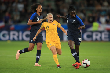 Wendie Renard France Women v Australia Women - International Friendly
