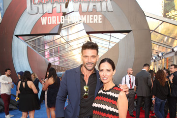 Wendy Moniz The World Premiere of Marvel's 'Captain America: Civil War' - Red Carpet