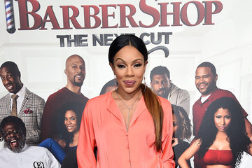 "Wendy Raquel Robinson Premiere Of New Line Cinema's ""Barbershop: The Next Cut"" - Arrivals"