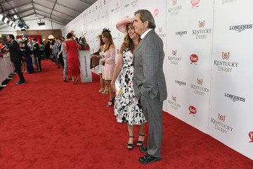 Wendy Treece Bridges 143rd Kentucky Derby - Red Carpet