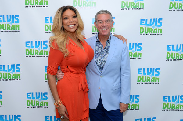"Wendy Williams Visits ""The Elvis Duran Z100 Morning Show"""