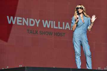 Wendy Williams 2017 Global Citizen Festival in Central Park to End Extreme Poverty by 2030 - Show