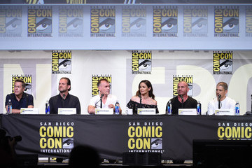 Wentworth Miller Comic-Con International 2016 - Fox Action Showcase: 'Prison Break' and '24: Legacy' Panel