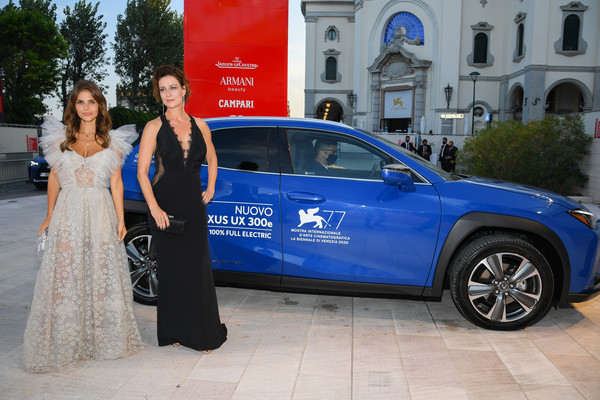 Lexus at The 77th Venice Film Festival - Day 6 [sniegu juz nigdy nie bedzie,land vehicle,vehicle,car,automotive design,luxury vehicle,mid-size car,sport utility vehicle,technology,family car,crossover suv,car,car,sport utility vehicle,family car,luxury vehicle,weronika rosati,red carpet,lexus,the 77th venice film festival,car,sport utility vehicle,auto show,mid-size car,compact car,luxury vehicle,full-size car,family car,wheel,sedan]