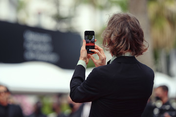 Wes Anderson Alternative View In Colour - The 74th Annual Cannes Film Festival