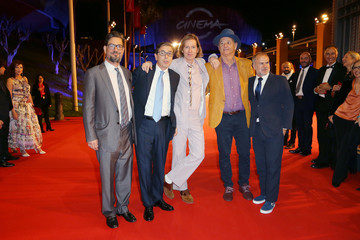 """Wes Anderson """"Motherless Brooklyn"""" Red Carpet - 14th Rome Film Fest 2019"""