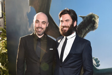 Wes Bentley Disney's 'Pete's Dragon' World Premiere in Hollywood