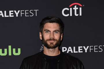 Wes Bentley The Paley Center for Media's 33rd Annual PaleyFest Los Angeles - Closing Night Presentation: 'American Horror Story: Hotel' - Arrivals