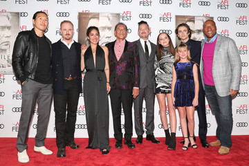Wes Studi AFI FEST 2017 Presented by Audi - Screening of 'Hostiles' - Red Carpet