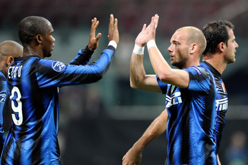 Altercation Sneijder-Eto'o thumbnail
