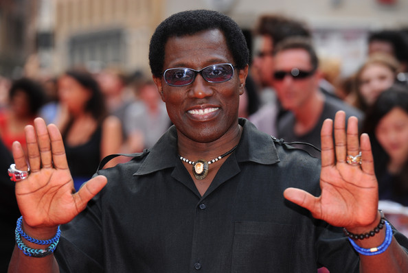 Wesley Snipes Photos Photos - 'The Expendables 3' Premieres in London...
