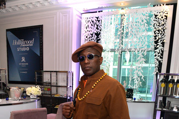 Wesley Snipes The Hollywood Reporter TIFF Studio Presented By St. Regis, MAC, And Martell