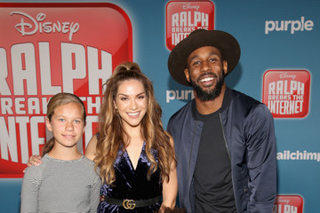 Weslie Fowler 'Ralph Breaks The Internet' World Premiere