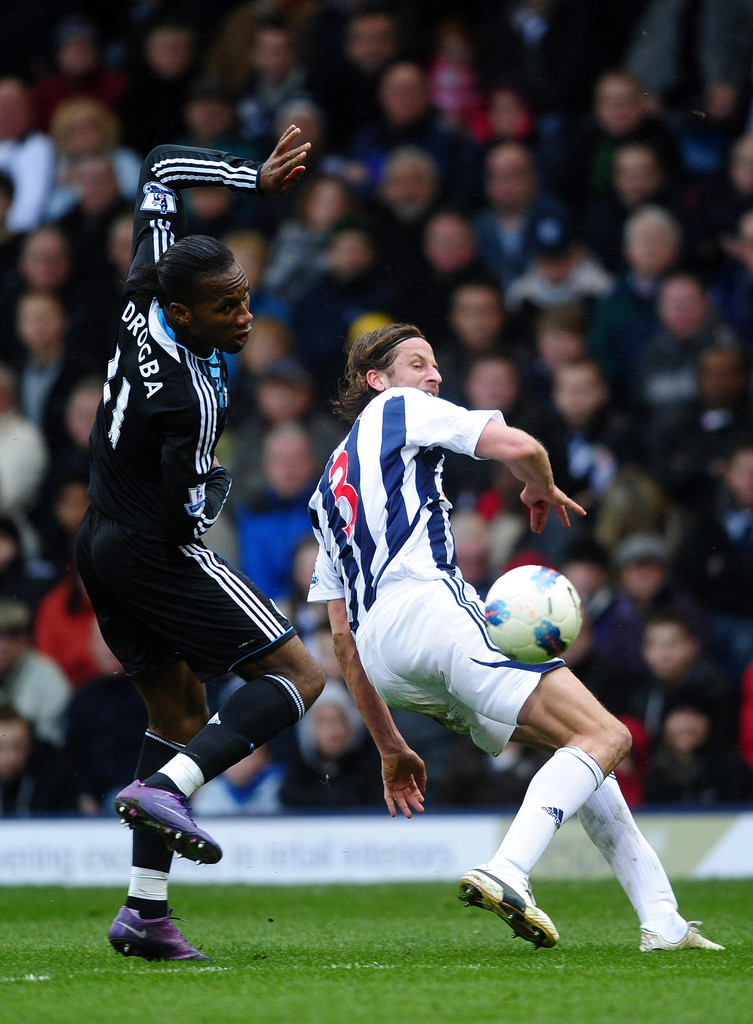 West Brom 3-3 Chelsea: Report, Ratings and Review as the ...