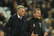 David Moyes Stuart Pearce Photos Photo