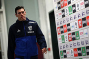 Gareth Barry of West Bromwich Albion arrives at the stadium during the Premier League match between West Ham United and West Bromwich Albion at London Stadium on January 2, 2018 in London, England.