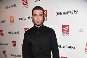 Weston Cage Premiere Of Saban Films' 'Come And Find Me' - Red Carpet