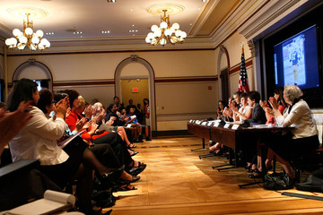 Jessica Mendoza The White House Holds Roundtable Event On The 37th Anniversary of Title IX