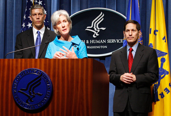 White House Officials Announce Guidance For Schools For Upcoming Flu Season
