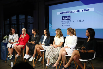 Whitney Casey Keds + Lola Celebrate Women's Equality Day