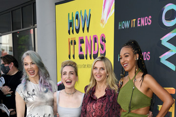 """Whitney Cummings Los Angeles Premiere Of """"How It Ends"""" - Arrivals"""
