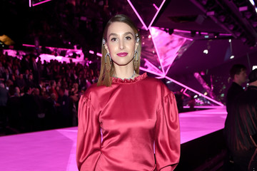 Whitney Port 2018 Victoria's Secret Fashion Show in New York - Front Row