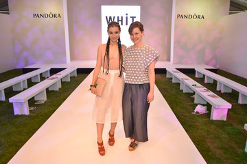 Whitney Pozgay PANDORA Jewelry Experience Inspires Festival Fashion Insiders With Runway Shows, Exclusive Brand Activations - Day 3