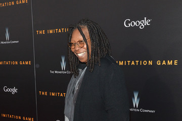 Whoopi Goldberg Premiere Of The Imitation Game, Hosted By Weinstein Company