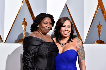 Whoopi Goldberg Alex Martin 88th Annual Academy Awards - Red Carpet Pictures