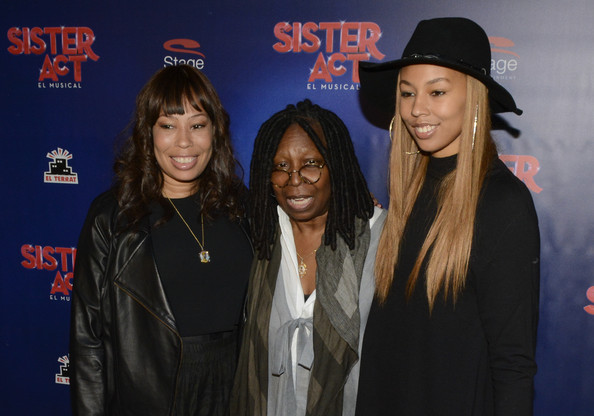 Whoopi Goldberg And Alex Martin Photos Photos Sister Act