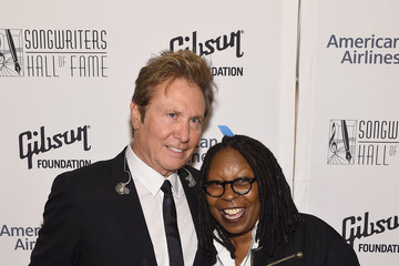 Whoopi Goldberg Songwriters Hall of Fame 48th Annual Induction and Awards - Backstage