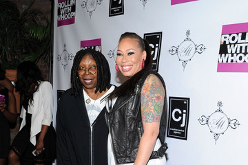 Whoopi Goldberg Alex Martin's 40 And Fly Birthday Celebration
