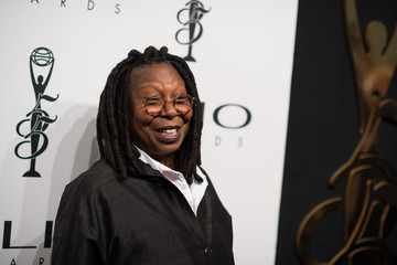 Whoopi Goldberg 55th Annual CLIO Awards