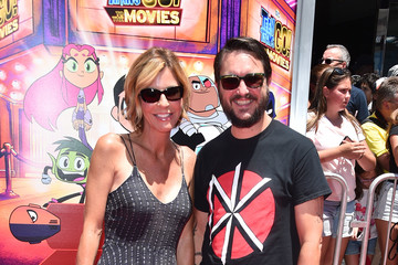 Wil Wheaton Los Angeles Premiere Of Warner Bros. Animations' 'Teen Titans Go! To The Movies' - Arrivals