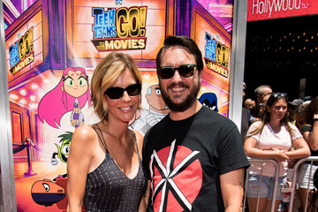 Wil Wheaton Los Angeles Premiere Of Warner Bros. Animations' 'Teen Titans Go! To The Movies' - Red Carpet
