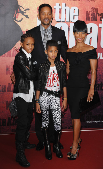 will smith son football. will smith son trey