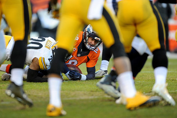 Will Allen Divisional Round - Pittsburgh Steelers v Denver Broncos