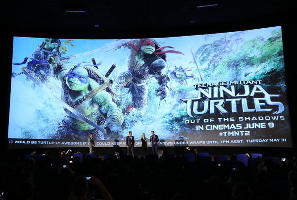 'Teenage Mutant Ninja Turtles 2' Australian Premiere